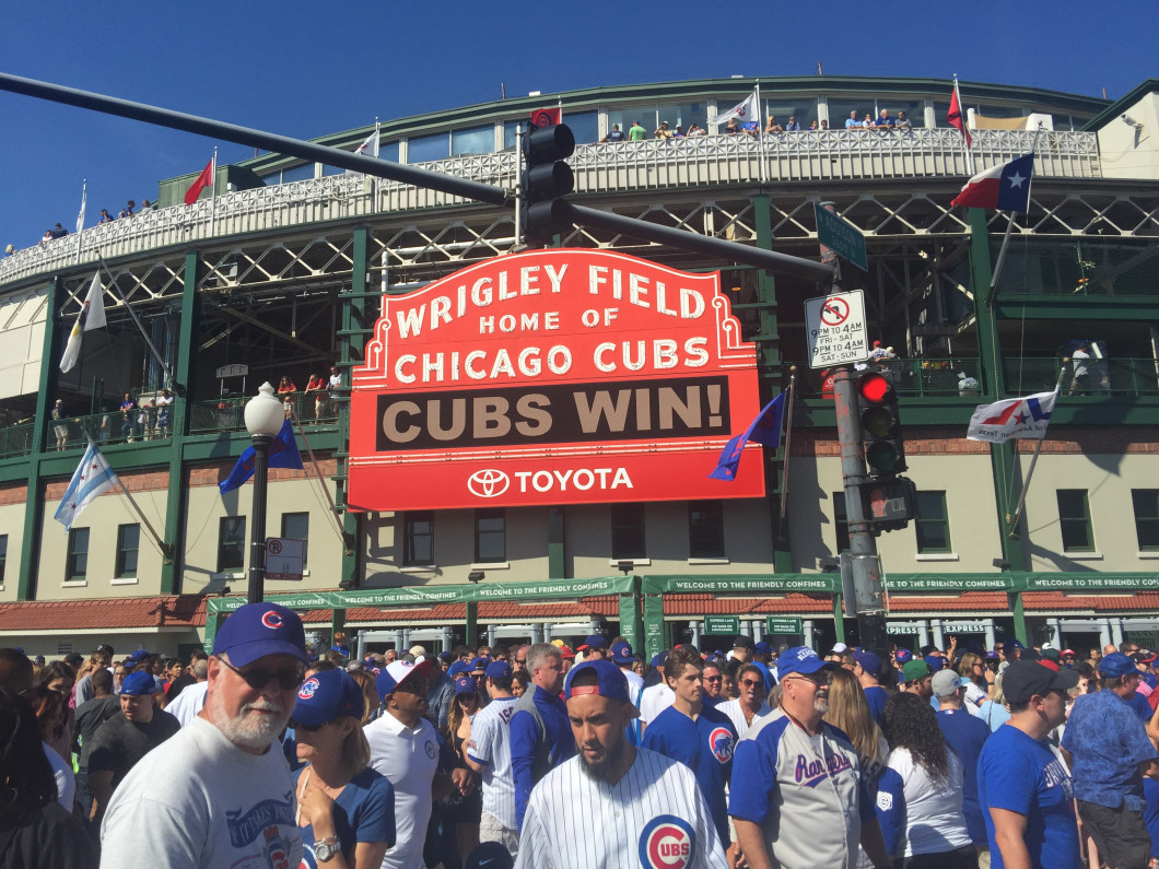 Beaches or Bleachers can get you great seats for all Cubs home games